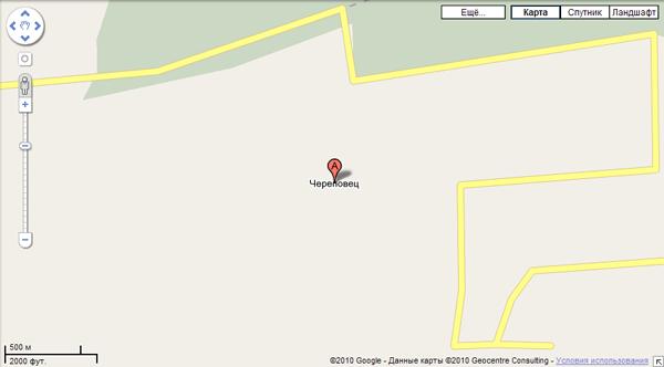 cherepovets_google_maps